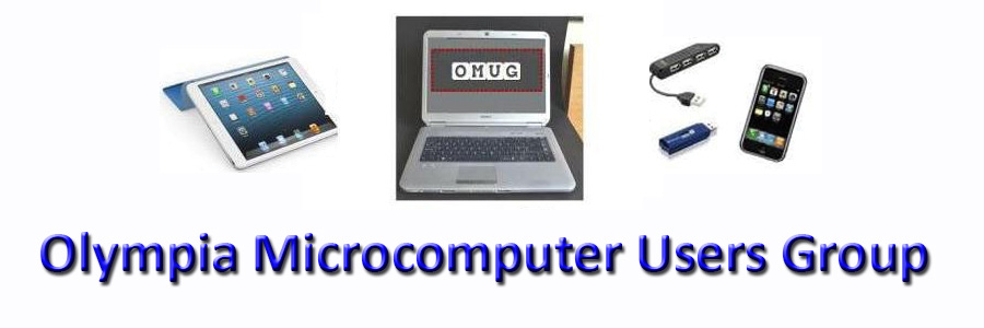 Olympia Microcomputer Users Group